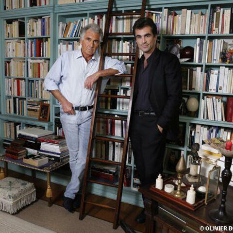 Jean-Paul et Raphaël Enthoven: une relation apaisée