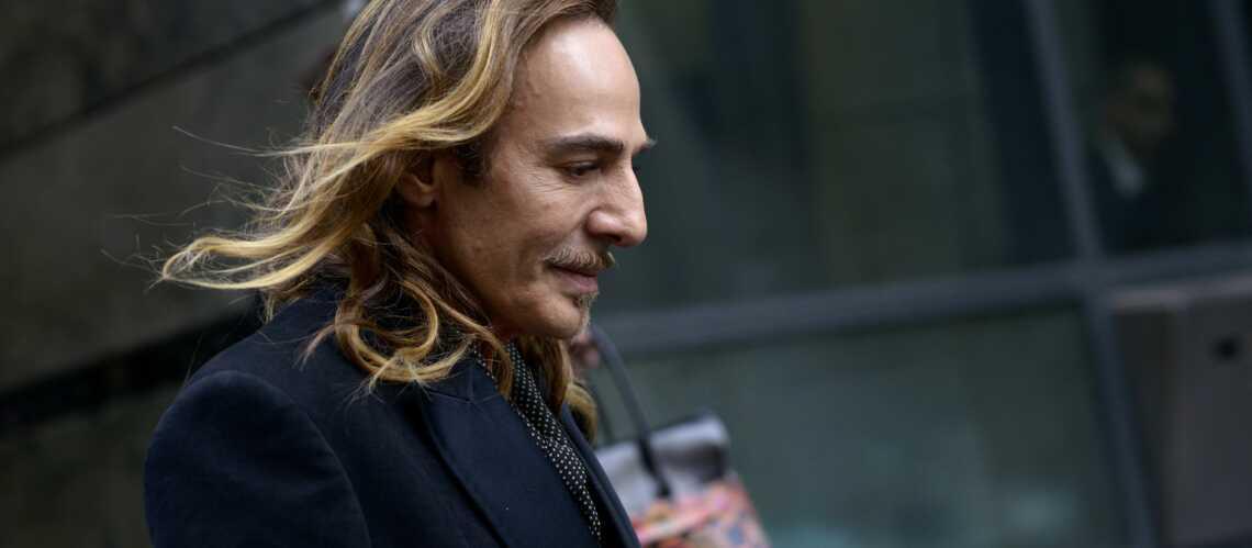 John Galliano, condamné à verser un euro symbolique à Dior