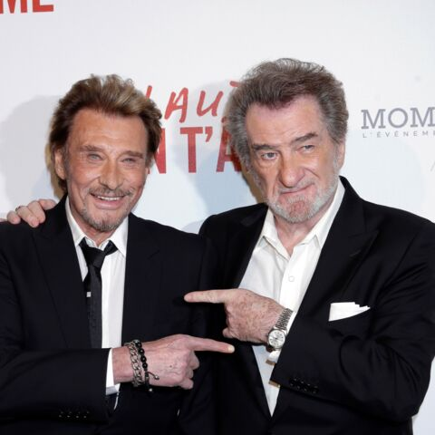 Johnny Hallyday, Eddy Mitchell, Jacques Dutronc: le grand soir