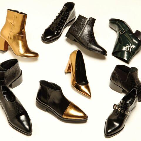 Jonak, dix shoes boyish pour ses 50 ans
