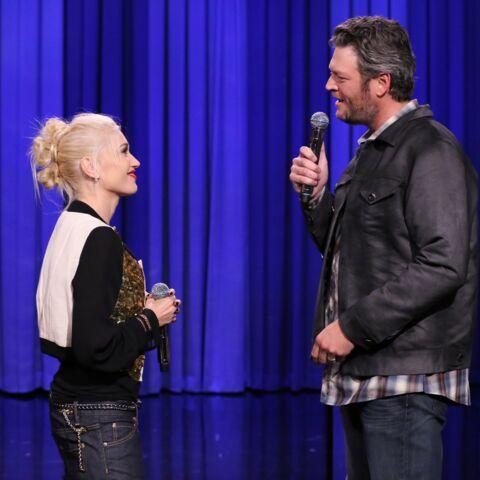 Gwen Stefani retrouve le sourire dans les bras de Blake Shelton