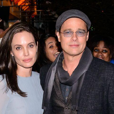Angelina Jolie de nouveau en guerre avec Brad Pitt? Elle interdirait à ses enfants de l'appeler