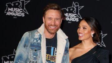 PHOTOS – David Guetta et sa compagne Jessica Ledon, de 26 ans sa cadette, resplendissants aux NMA