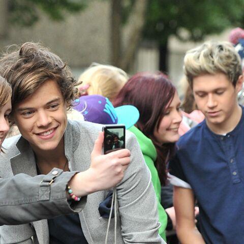 One Direction mais beaucoup de millions