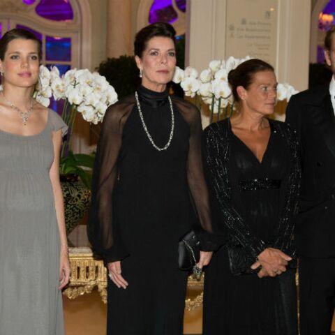 Charlotte Casiraghi, en famille pour le cinquantième anniversaire de l'AMADE