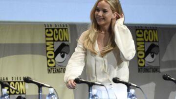 Jennifer Lawrence en croisade contre Donald Trump
