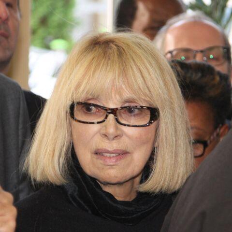 Mireille Darc: son mari et Alain Delon se relaient à son chevet