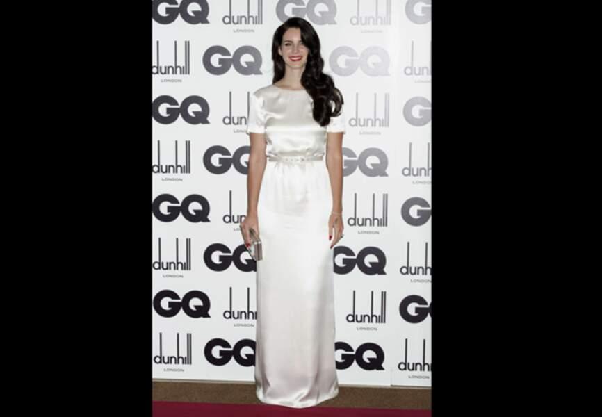 Lana Del Rey a tout d'une icône actuelle