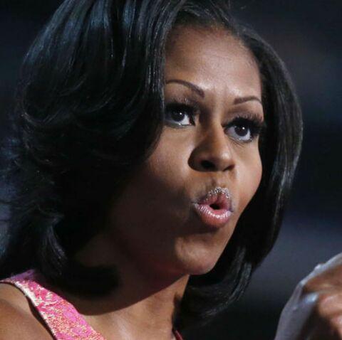 Michelle Obama lance en beauté la convention démocrate