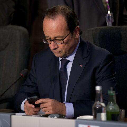 François Hollande: sa réaction officielle au livre de Valérie Trierweiler