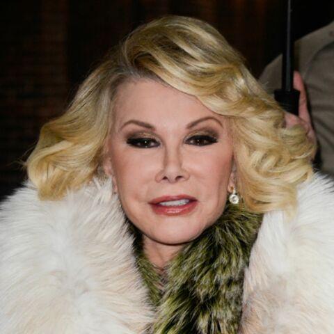 Hollywood en deuil après la mort de Joan Rivers