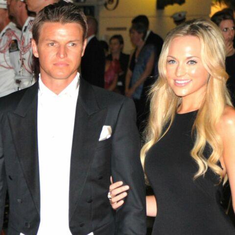 Le frère de la princesse Charlène, Gareth Wittstock, s'est marié à Monaco