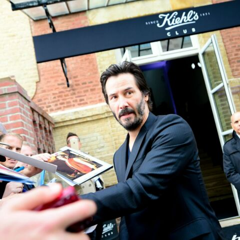 Deauville 2015: Keanu Reeves inaugure en beauté le Kiehl's Club!