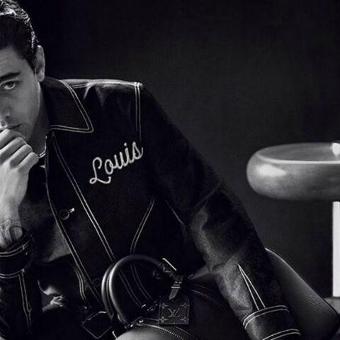 Xavier Dolan la joue James Dean pour Louis Vuitton