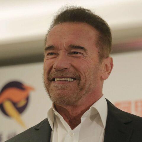 Arnold Schwarzenegger singé par son fils illégitime