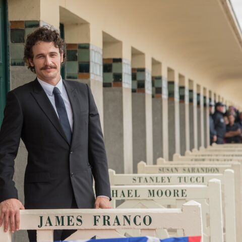 James Franco: «J'espère que cet hommage ne signifie pas que ma carrière est derrière moi»