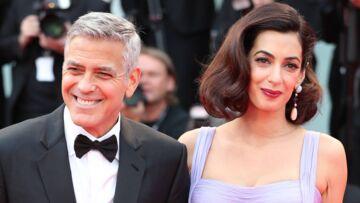 George Clooney se confie sur ses jumeaux: «Alexander est un voyou et Ella très élégante»