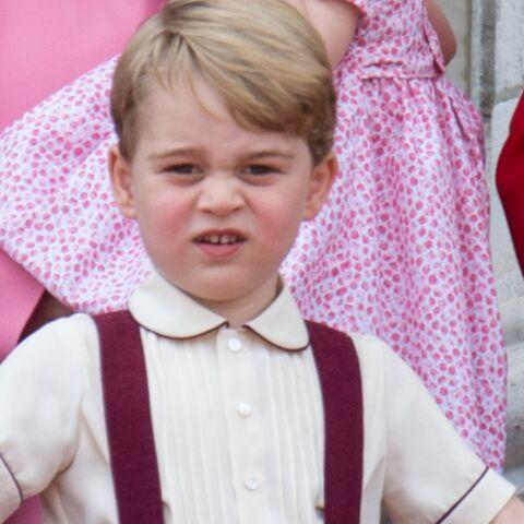 Le prince George en danger? La sécurité de son école laisse à désirer