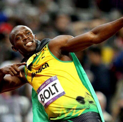 Quand Usain Bolt répond aux Bleus