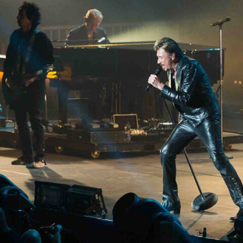Johnny Hallyday enchante tout Tel-Aviv