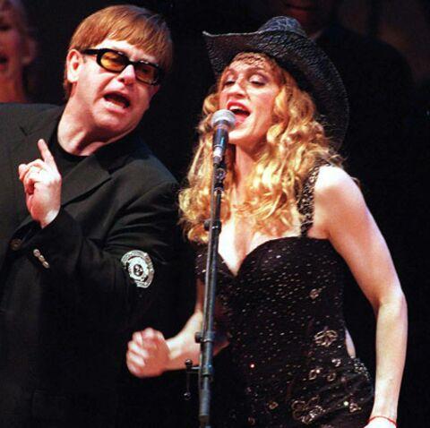 """Elton John: """"Madonna ressemble à une stripteaseuse de fête forraine"""""""