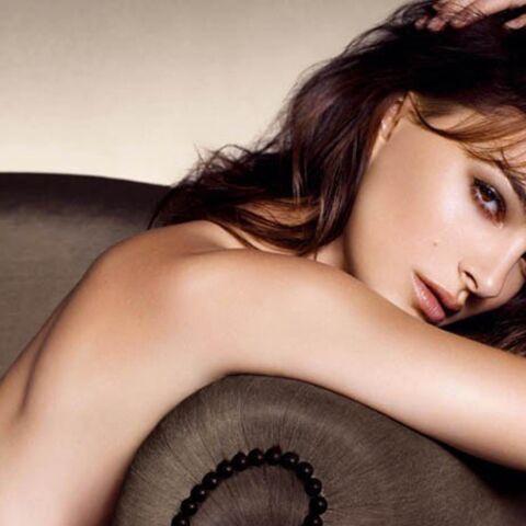 Natalie Portman, nude pour Dior