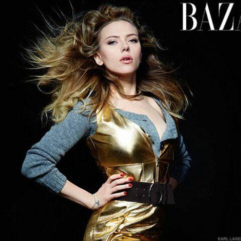 Scarlett Johansson Marilyn des temps modernes