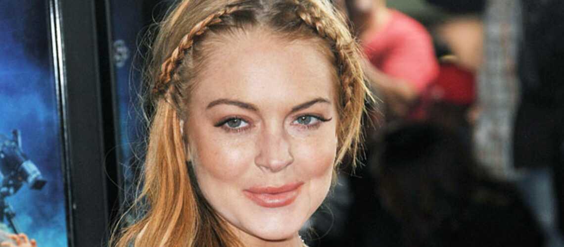 Lindsay Lohan envoie une petite pique à Kristen Stewart