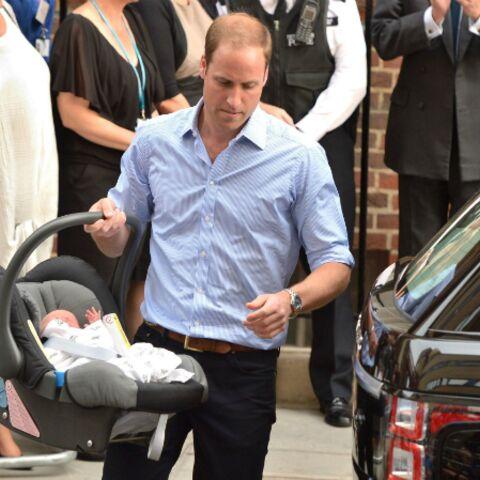 Congé de paternité terminé pour le Prince William
