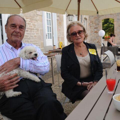 Jacques et Bernadette Chirac: leur vie intime à Bity