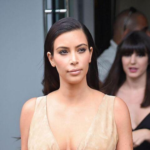 Kim West, ne l'appelez plus Kardashian