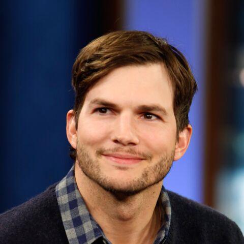Ashton Kutcher: Papa gâteau qui rit des gros mots de sa fille