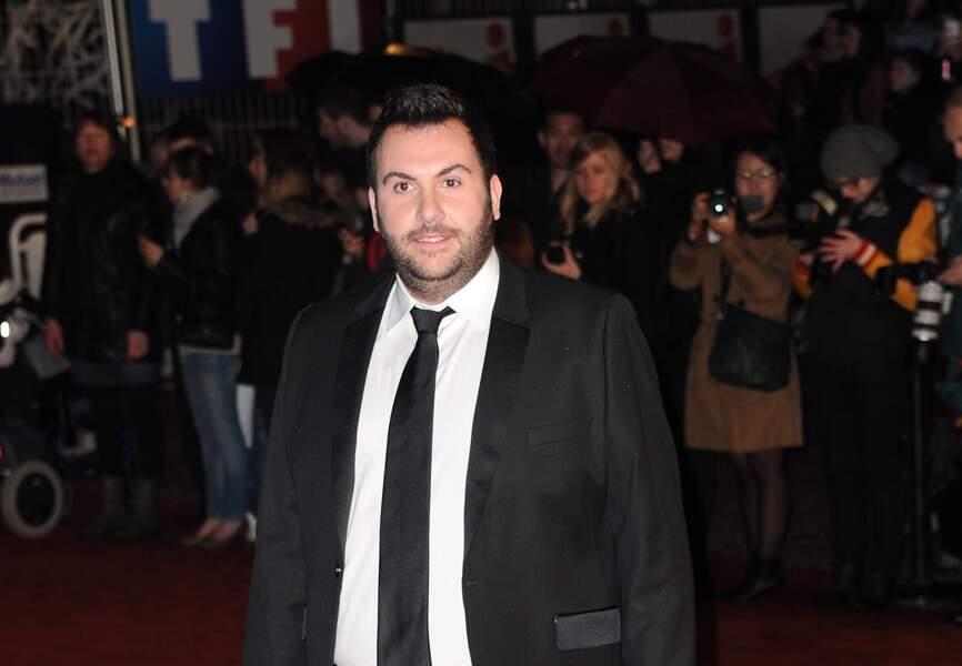 Laurent Ournac, comédien, co-animera le show avec Sandrine Quétier
