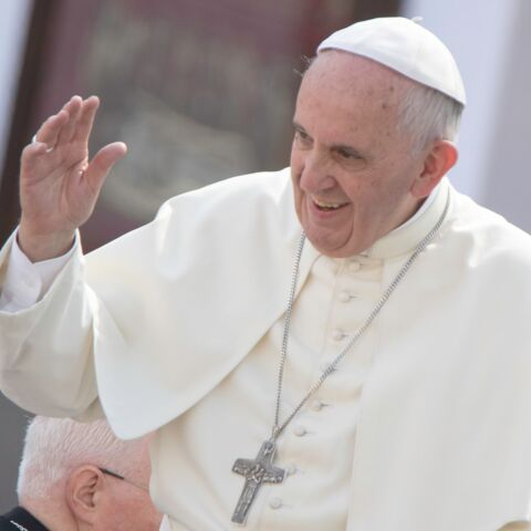 Le pape drague Oprah Winfrey et Matt Damon