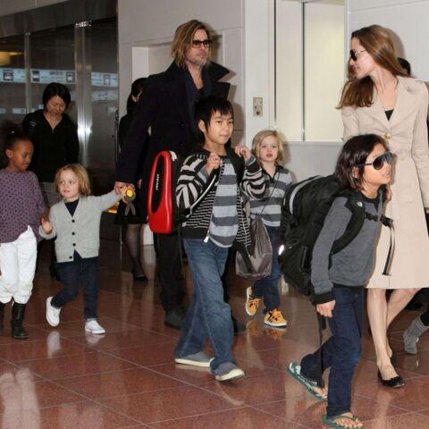 Tribu Jolie-Pitt: tout a commencé il y a 14 ans