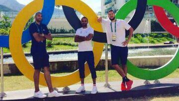 Les athlètes français sont bien arrivés à Rio