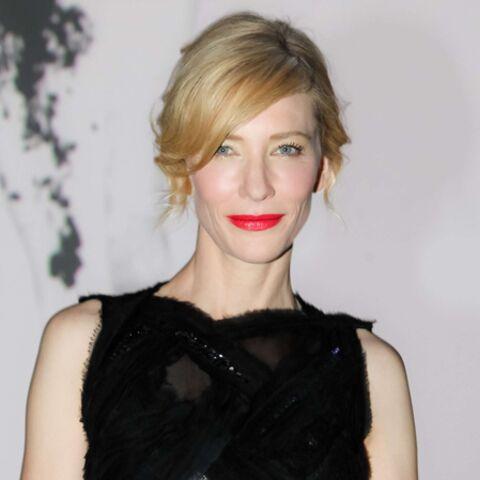 Cate Blanchett,  d'une beauté sans retouches