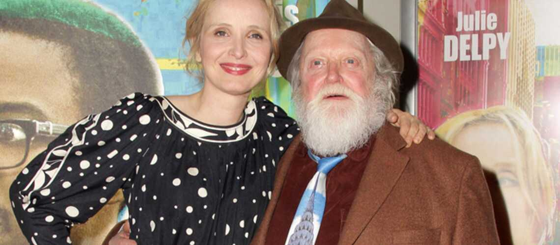 Julie Delpy: «J'ai toujours aimé rire avec mon père»