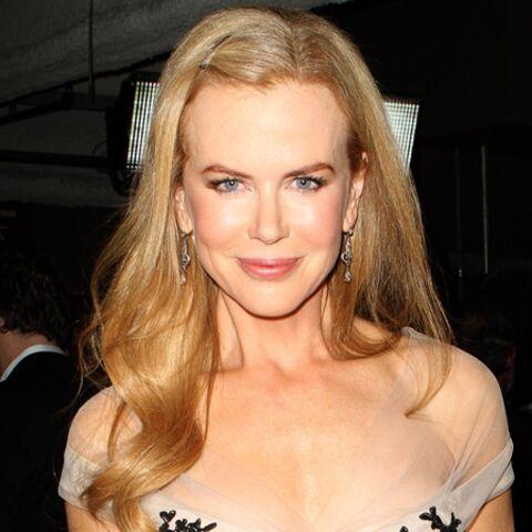 Nicole Kidman à l'assaut du Rocher