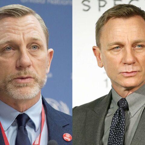 Daniel Craig: une barbe et un petit coup de vieux