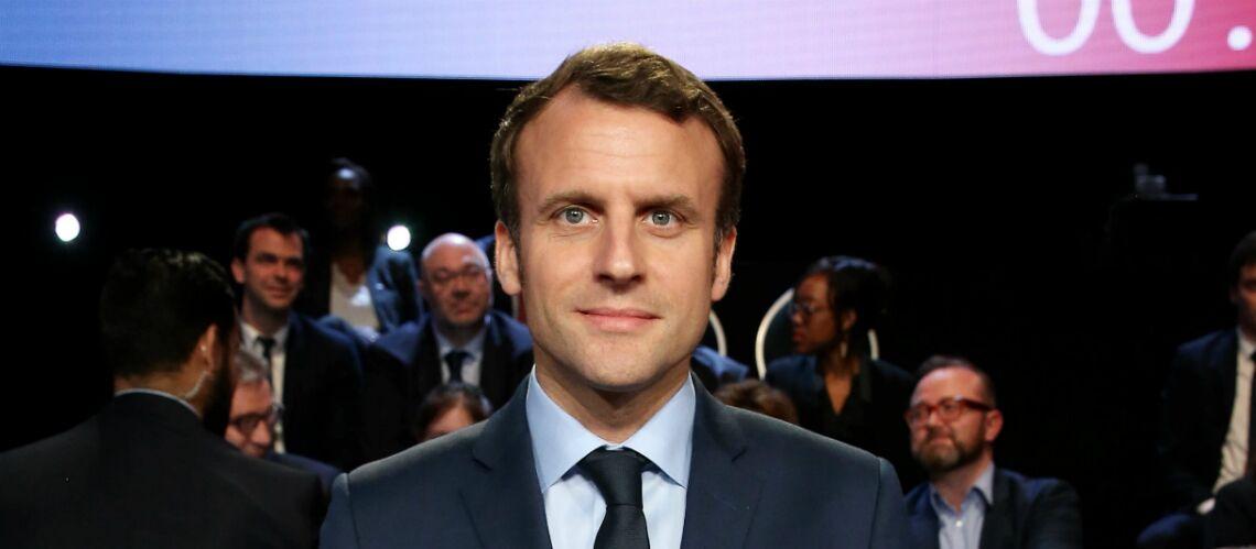 Emmanuel Macron: «Je ne suis pas quelqu'un qui aime l'argent»
