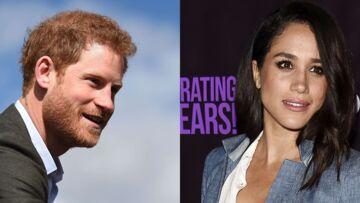 PHOTOS – Meghan Markle et le prince Harry radieux pour leur première apparition officielle à deux