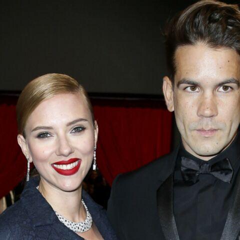PHOTO – Scarlett Johansson et Romain Dauriac de nouveau ensemble… sur tapis rouge