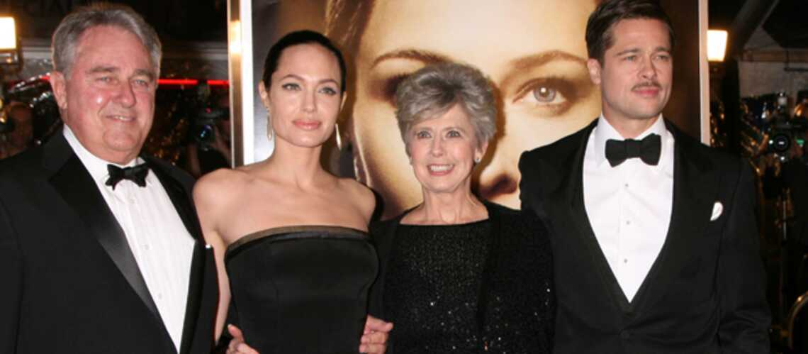 Angelina Jolie: les parents de Brad l'adorent!