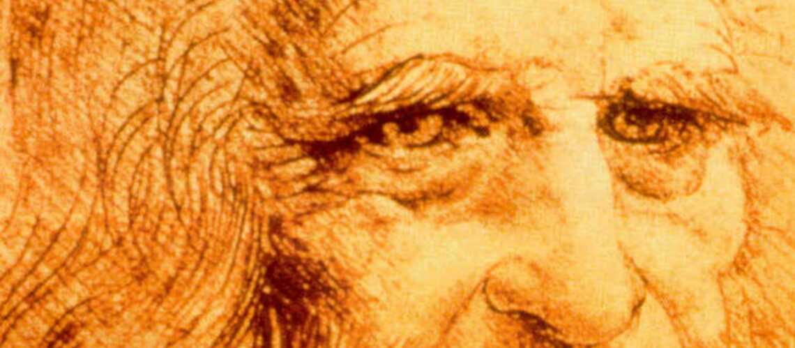 Léonard de Vinci, l'autoportrait inédit