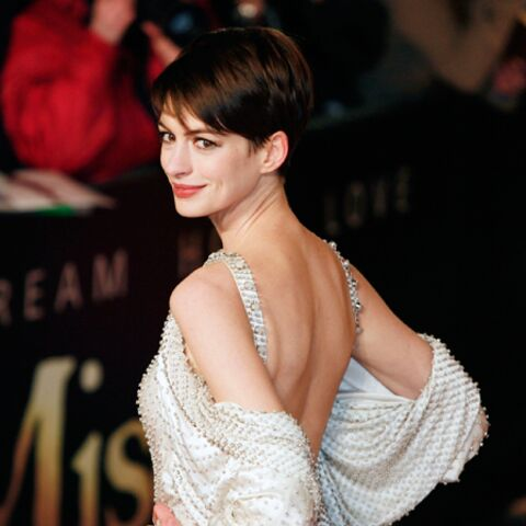 T'as le look… Anne Hathaway!