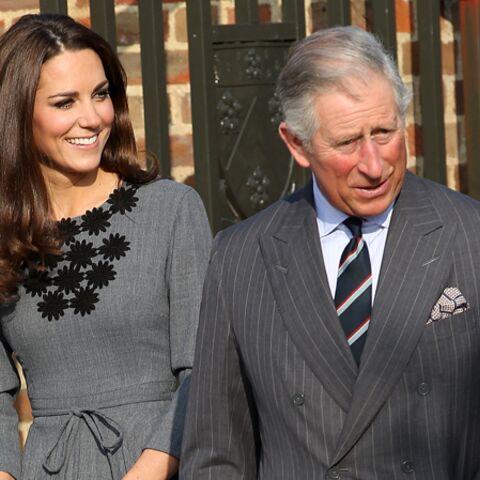 Le prince Charles ravi d'être grand-père