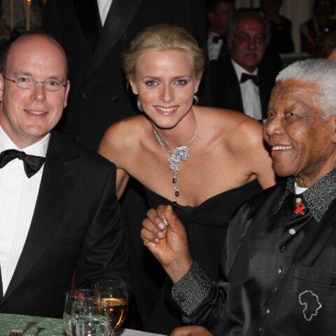 Albert II et Charlène de Monaco saluent la mémoire de Nelson Mandela