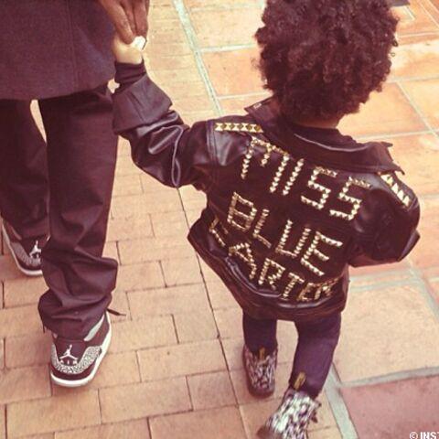 Blue Ivy, la fille de son père