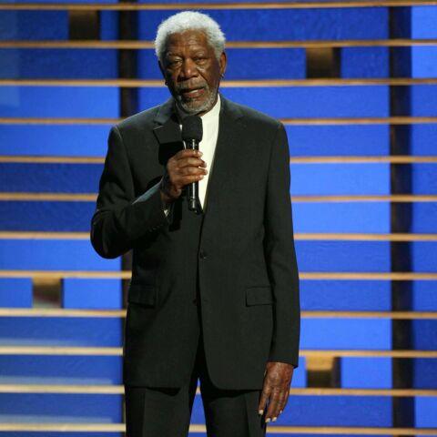 Grosse frayeur pour Morgan Freeman